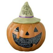 X449128 - Jack O Lantern Cookie Jar