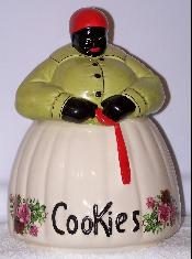 65P9021CH - Mammy Cookie Jar