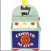 5011185 - Lucky You Slot Cookie Jar