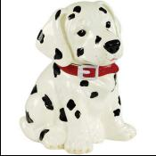 5011188 - Dalmation Puppy Cookie Jar