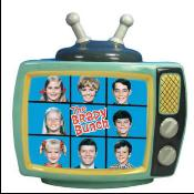 5013466 - Brady Bunch TV Cookie Jar