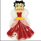5020162 - Betty Boop Gown Cookie Jar